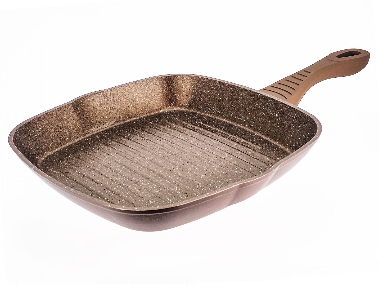 Сковорода-гриль Lessner Chocolate Line 28 см 88365