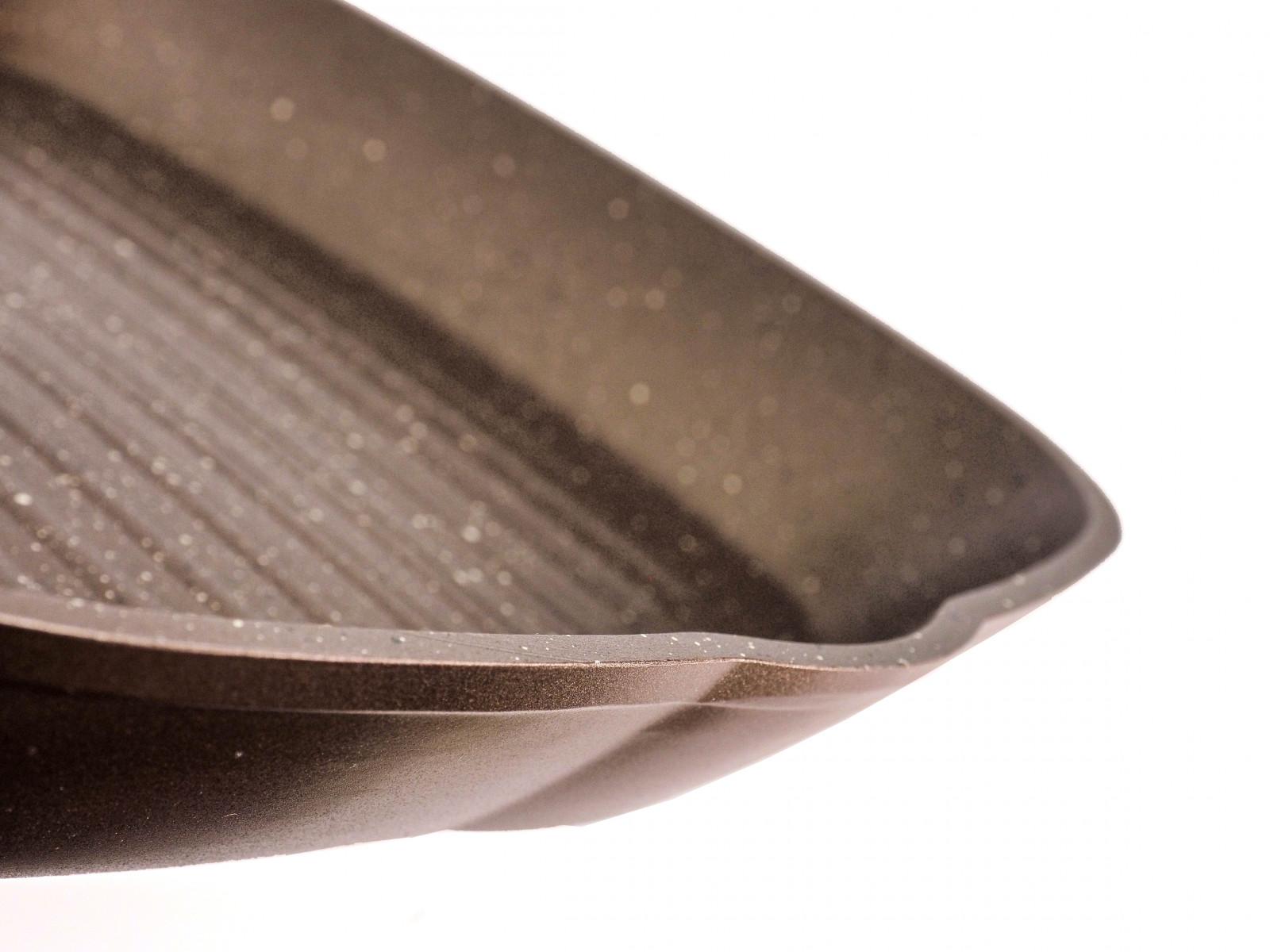 Сковородка-гриль Lessner Chocolate Line 28 см 88365