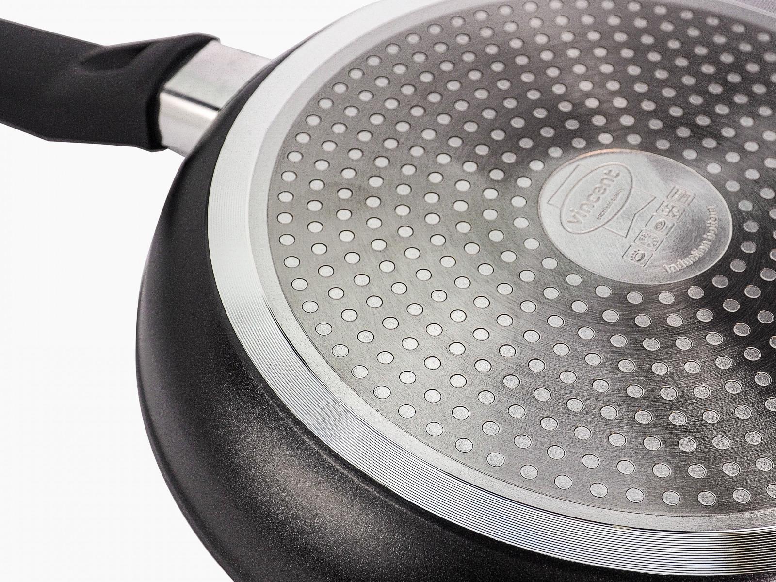 Сковорідка Vincent VC-4462 для індукційних плит