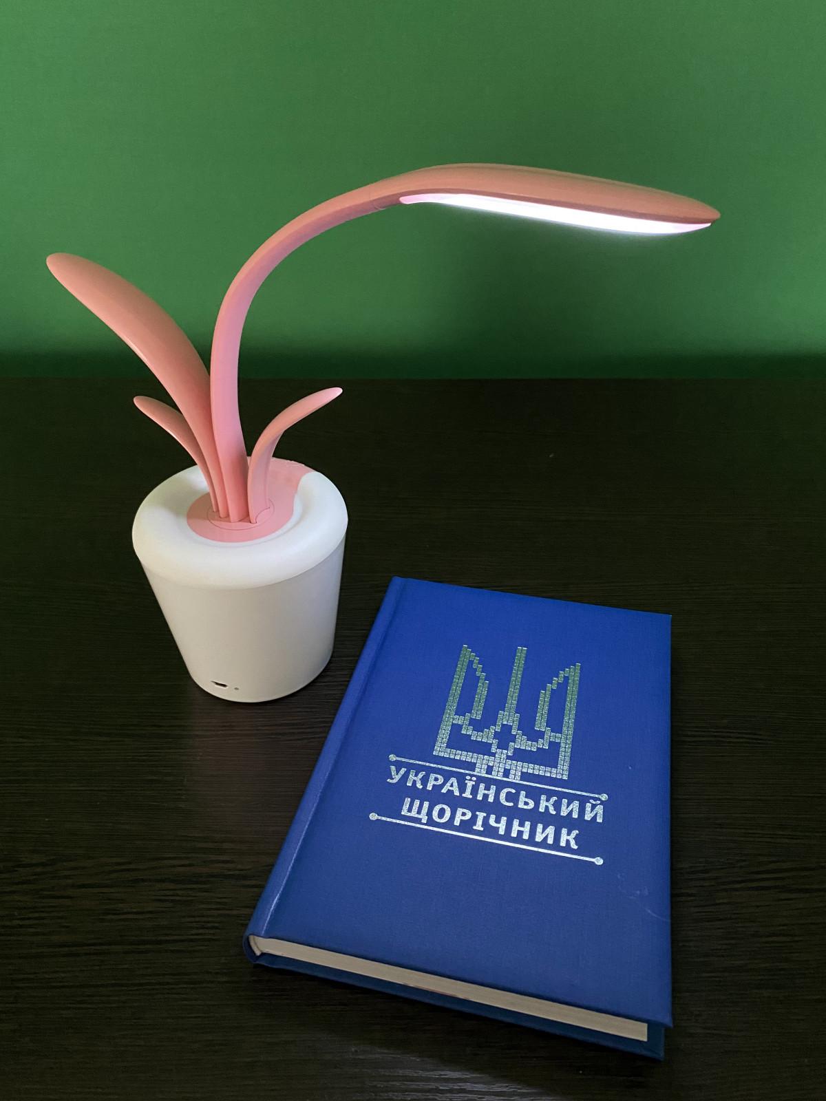 """Світлодіодна настільна LED-лампа """"Clivia» L-052"""