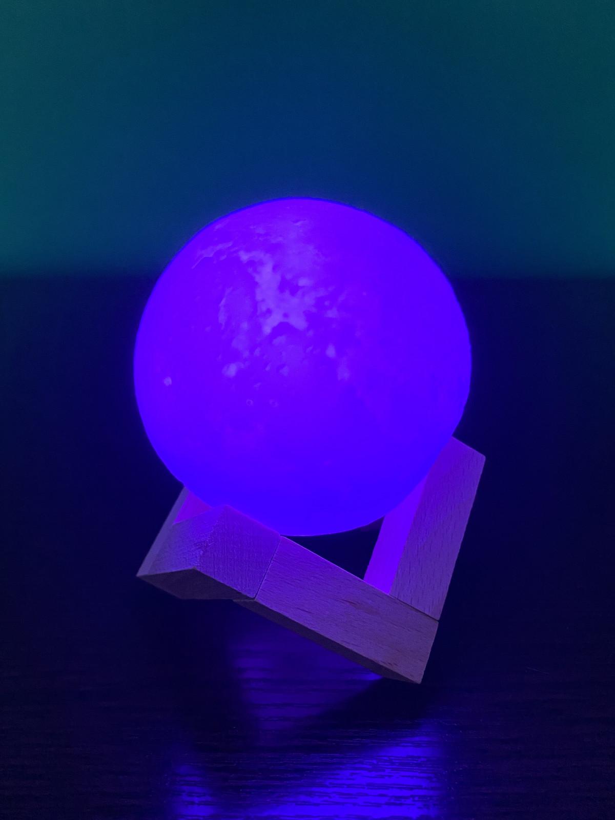 ЛЕД лампа Лунная лампа