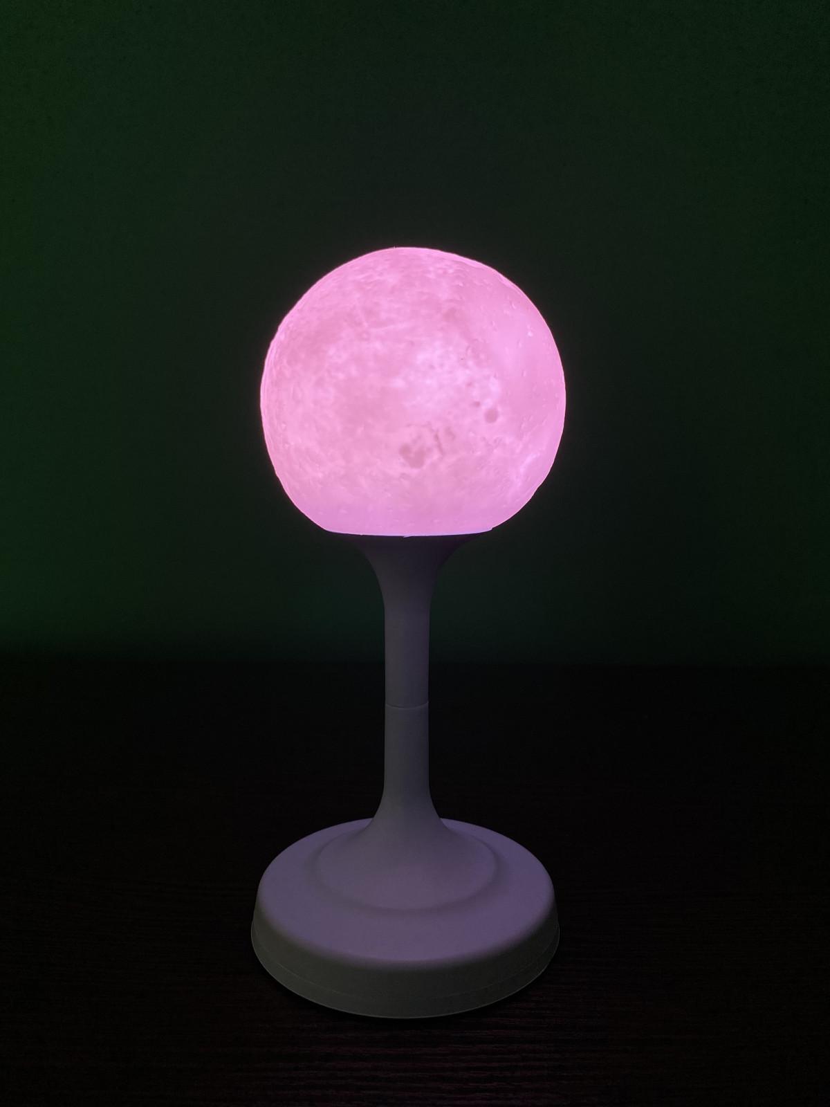Лампа-нічник Місячна лампа Moon lamp