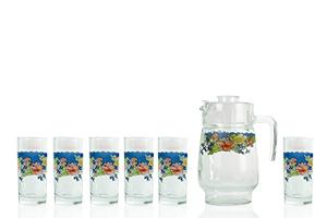 Набір для напоїв Arcopal Florine N3215 з 7 предметів