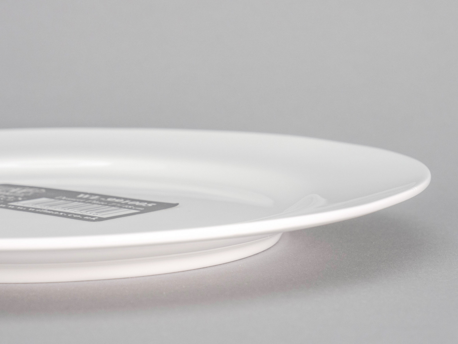 Тарелка десертная круглая 18см Wilmax WL-991005