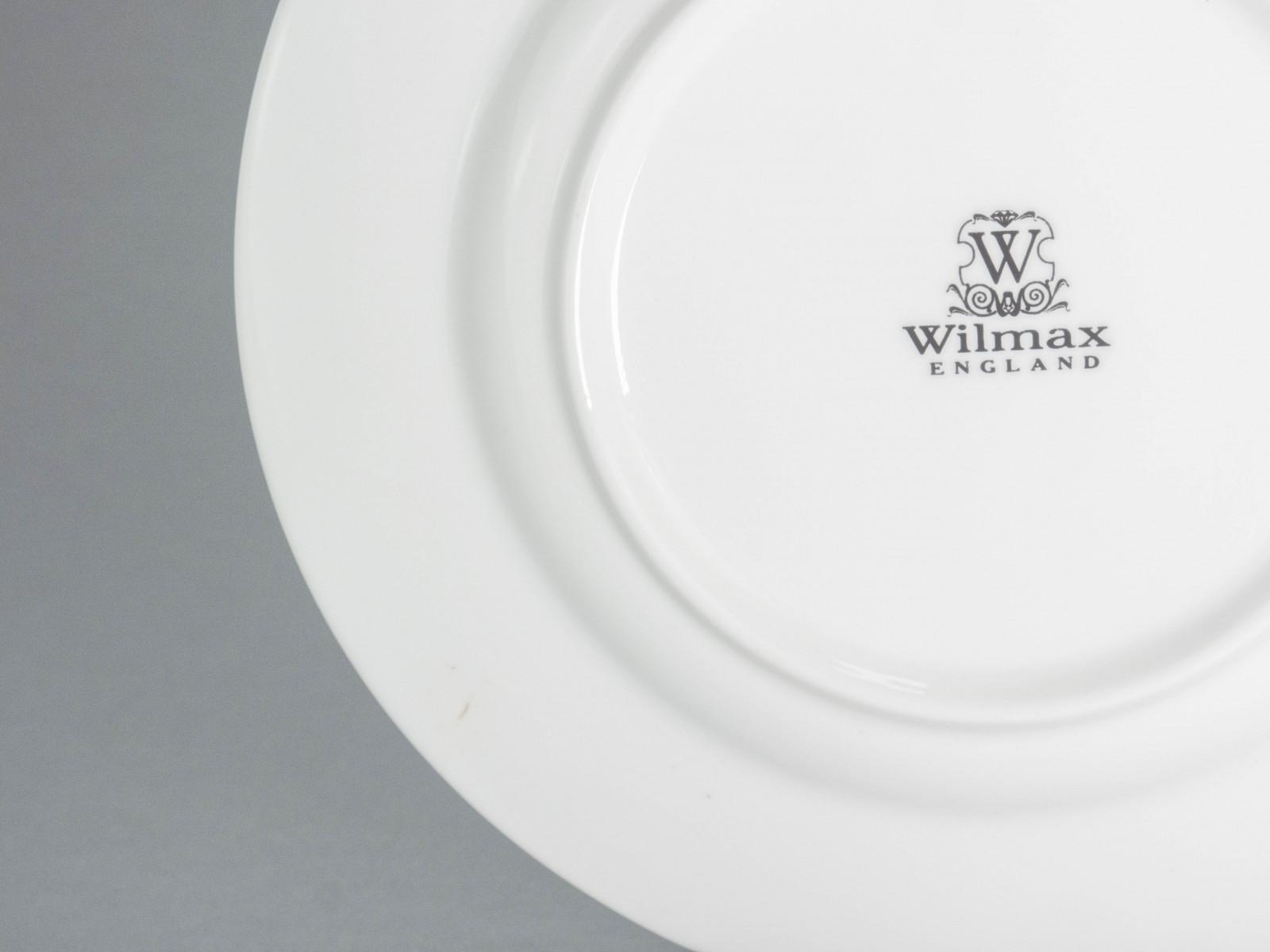 Тарілка пиріжкова кругла 15см Wilmax WL-991004