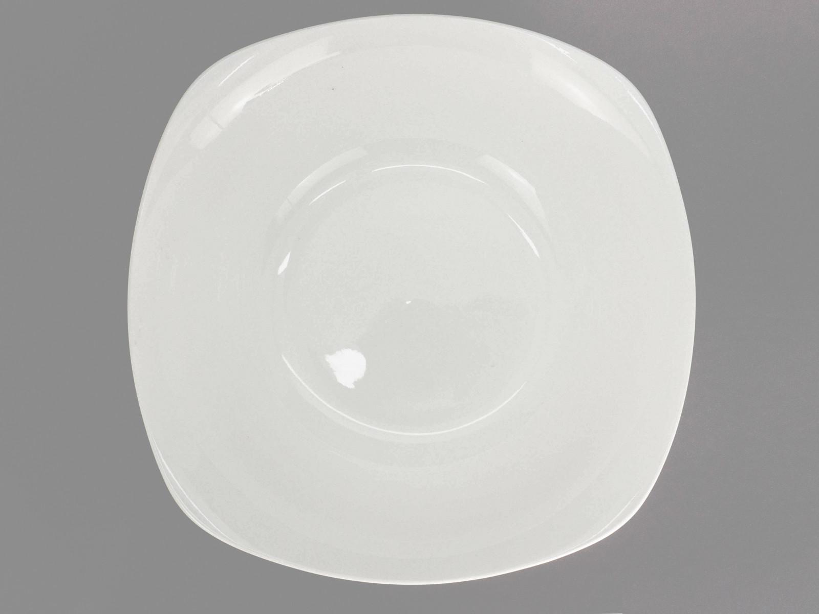 Салатник квадратний 21,5см Wilmax WL-992002