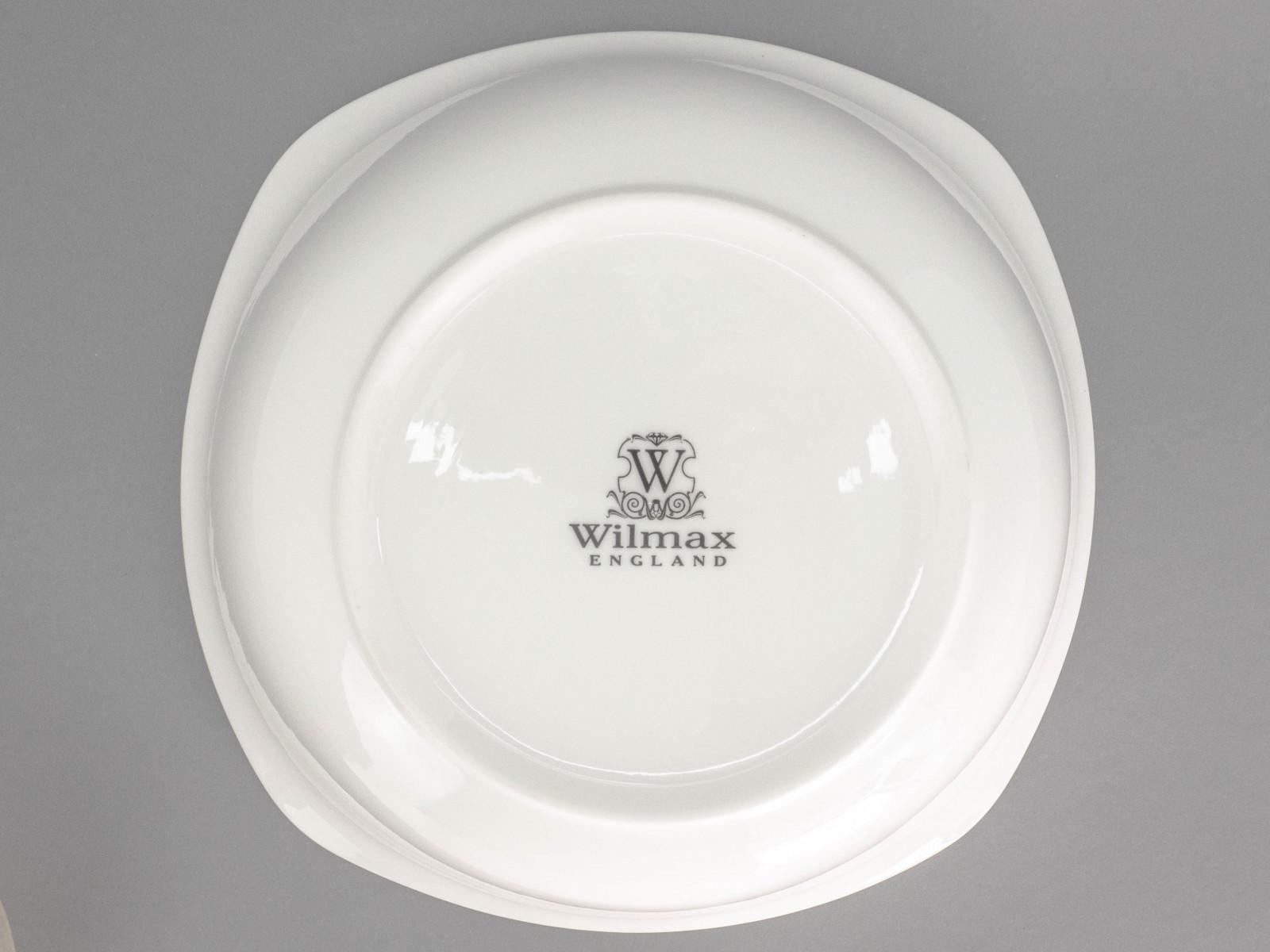 Салатник квадратний Wilmax WL-992002